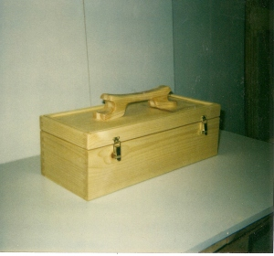 Ceremonial box