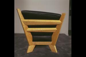 Chair-Rear detail