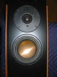 Copper dome speaker
