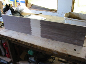 End to End Dovetail Panel