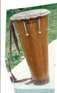 Lacewood Drum