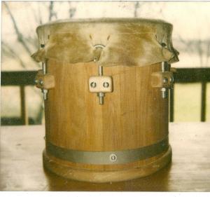 Mushroom Head Drum
