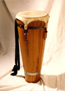 Red Birch Drum
