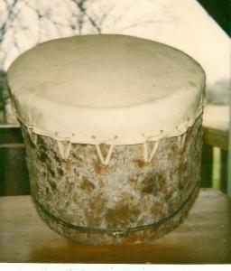 Walnut Drum