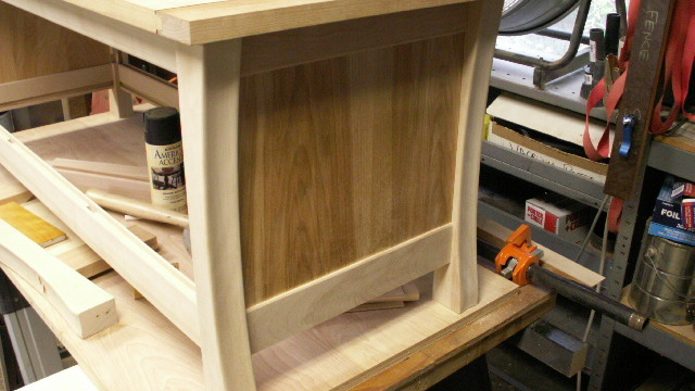 Building a Chest