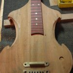 Lower Right Panel Lap Steel
