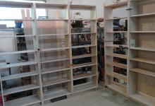 Building bookcases