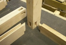 Examples of joinery