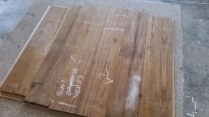 Choosing boards for glue ups