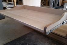Building a rift sawn white oak buffet