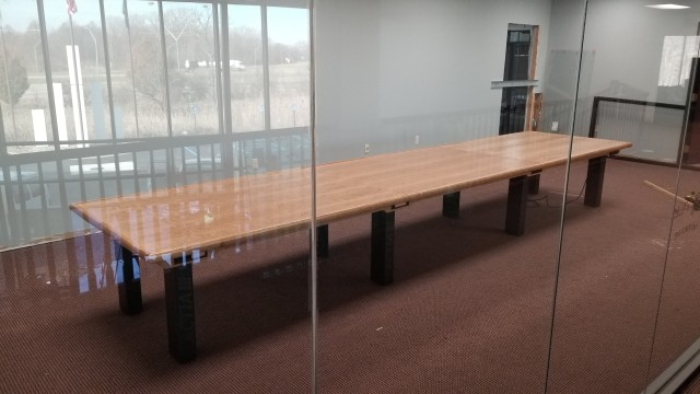 18' Conference Room Table